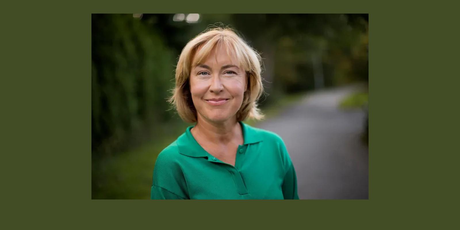 Pernilla Baralt till UNICEF