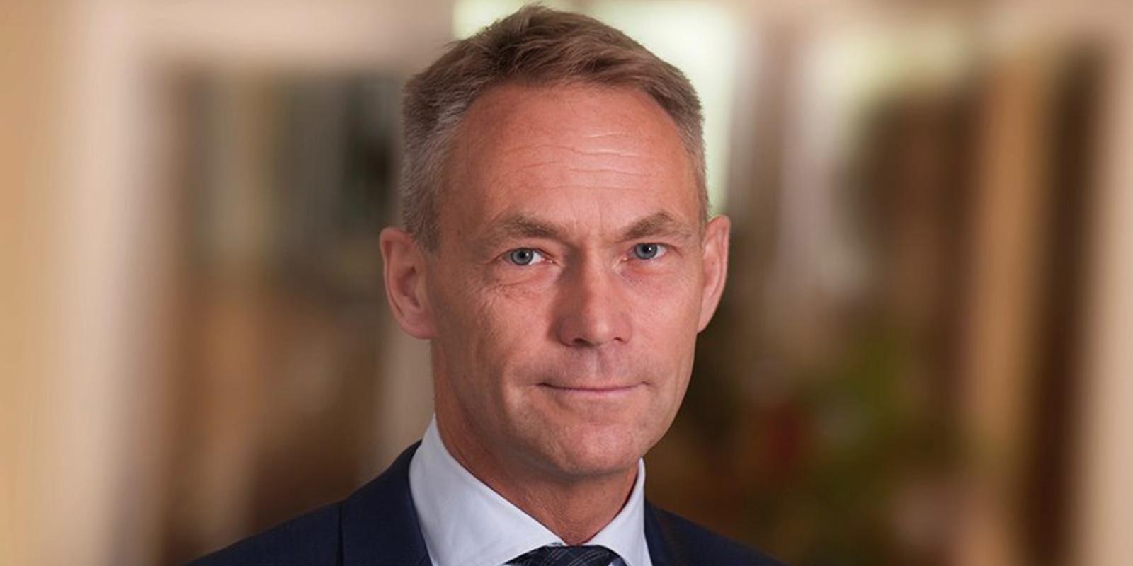 Per Bondemark blir ny vd för Maserfrakt