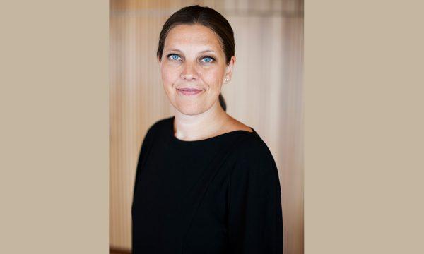 Sara Andersson på Bergendahls