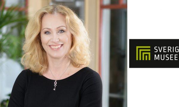 Jeanette Gustafsdotter till Sveriges Museer