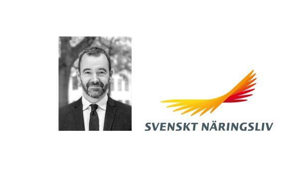 Johan Jakobsson till Svenskt Näringsliv