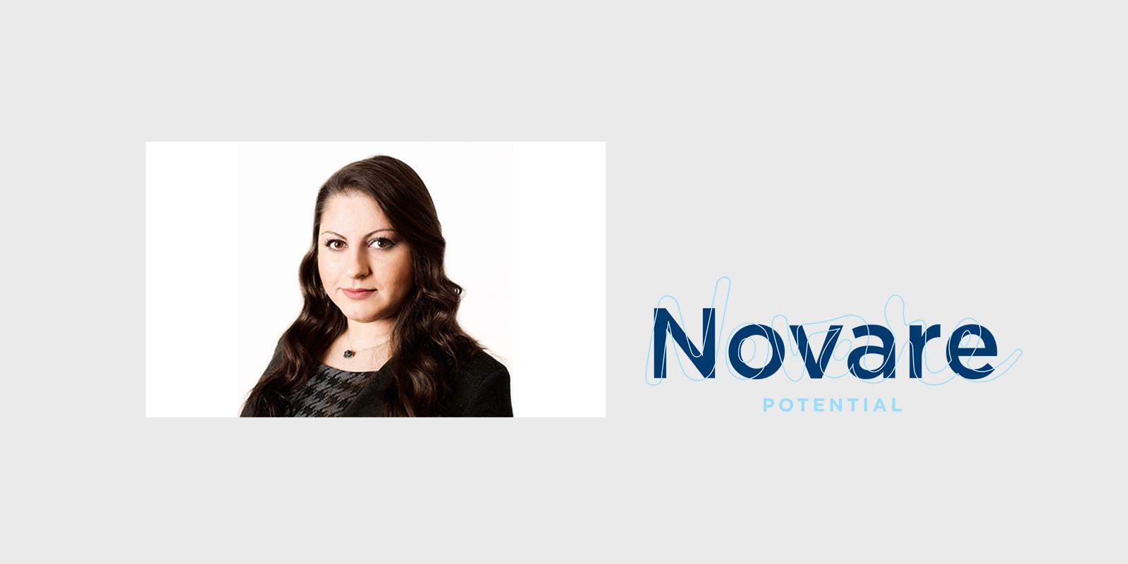 Lana Haddad delägare i Novare Potential