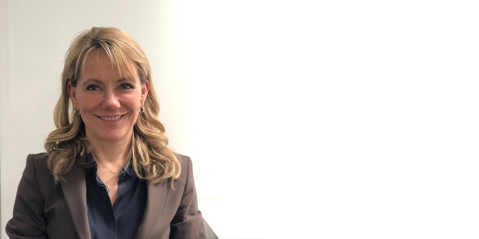 Charlotte Svensson till SAS