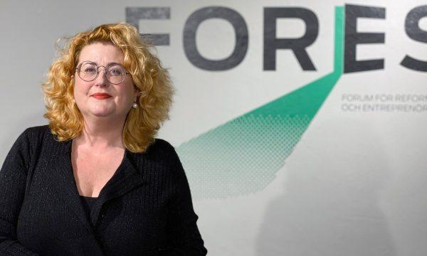 Ulrica Schenström till Fores