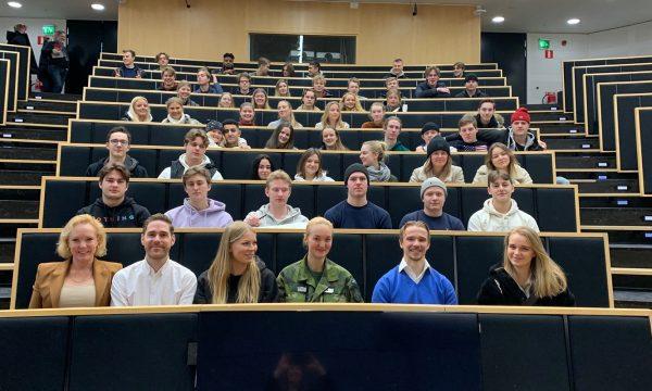 Novare på Stockholms Idrottsgymnasium