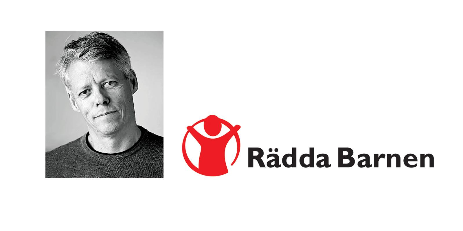 Jens Orback styrelseordförande Rädda Barnen