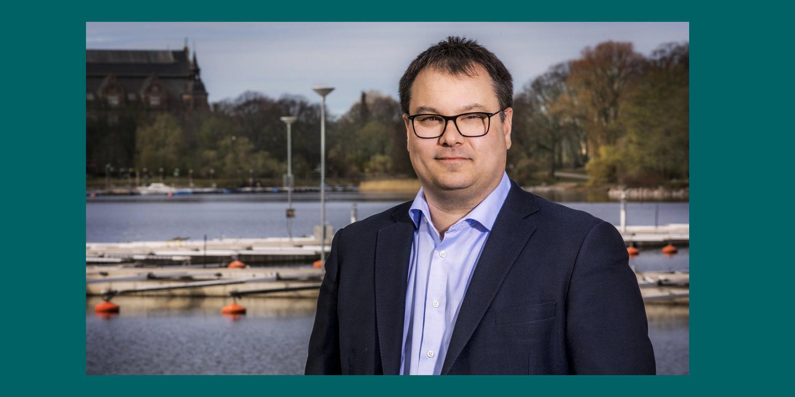 Michael Österlund till SVT