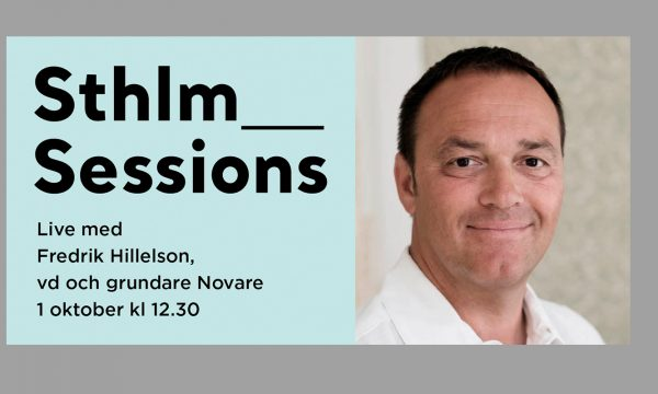 Fredrik Hillelson Sthlm session