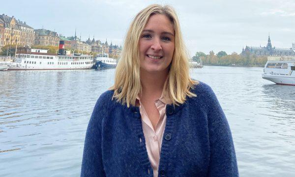 Anna Taube vid Nybroviken