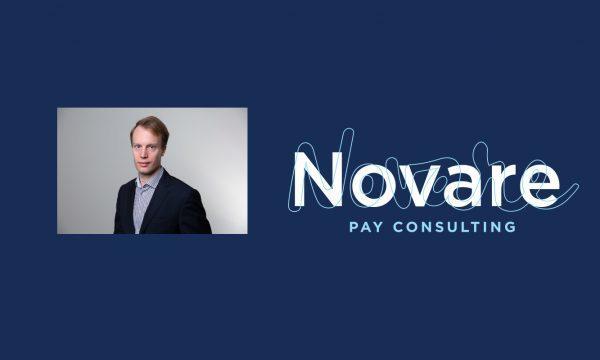 Johan Sandgren till Novare Pay
