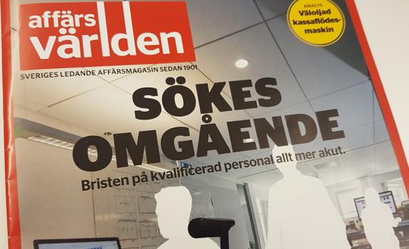 Novare Potential om Sveriges kompetensbrist