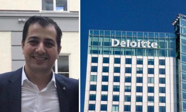 Hussam Al-Homsi, Deloitte
