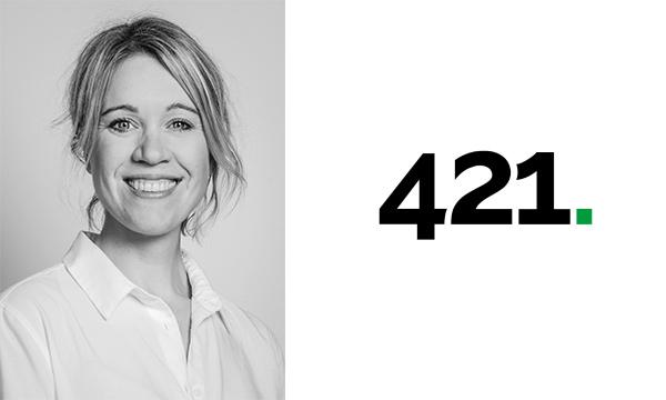 421 logo