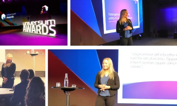 Novare på Employer Branding Forum 2019