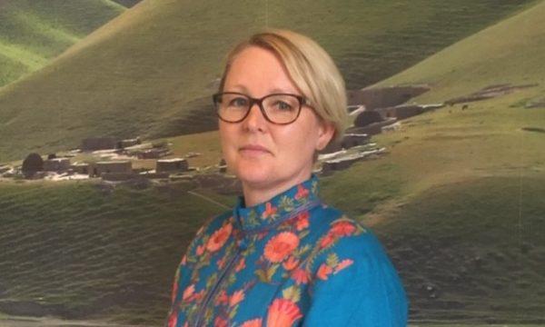 Madeleine Körössy till Svenska Afghanistankommittén