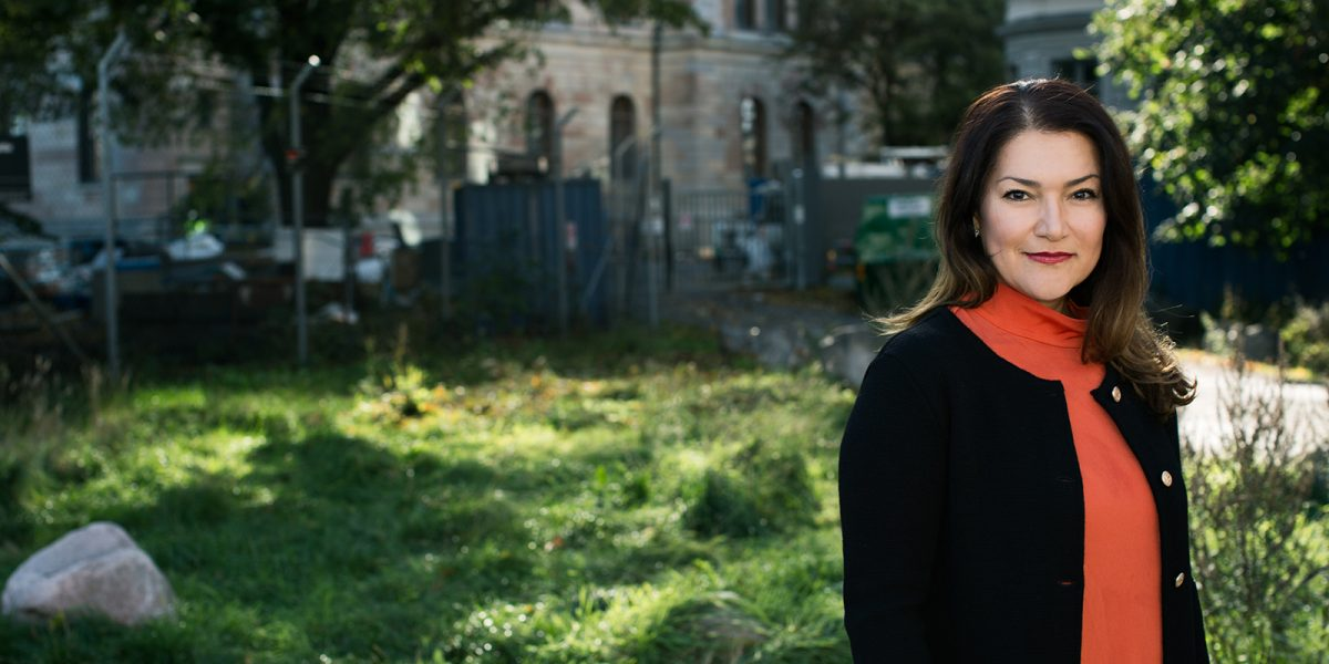 Michelle Borin intervju