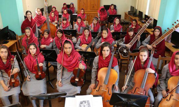 Orkester Zohra kommer till Sverige