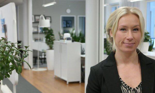 Elsa Akman ny vd på Valida