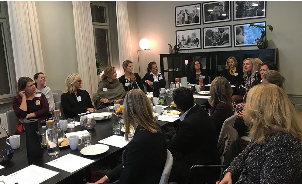 Nätverk för kvinnor inom industrin
