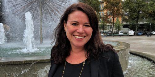 Ulrika Molin till Sponsrings & Eventföreningen