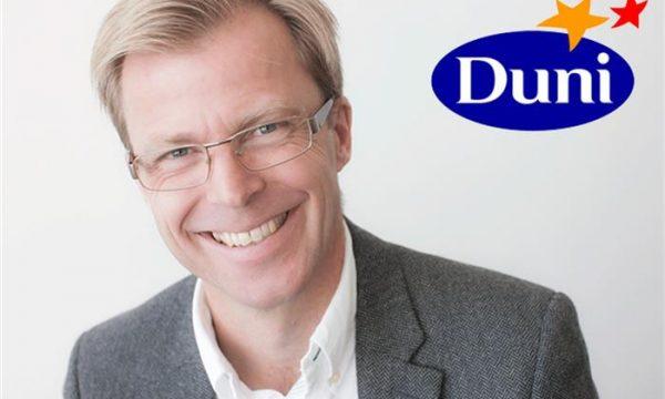 Johan Sundelin till Duni
