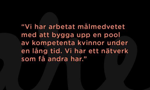 Anna Eriksson om styrelserekryteringar