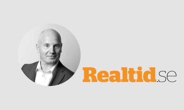 Jesper Olsson i Realtid.se