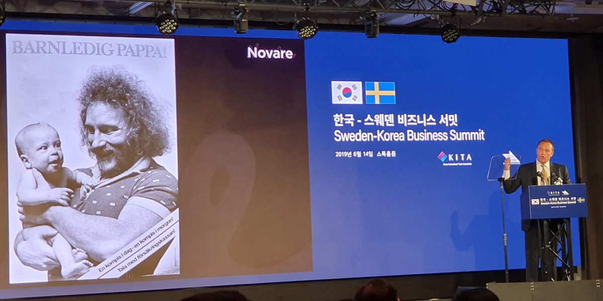 Sweden-Korea Business Summit