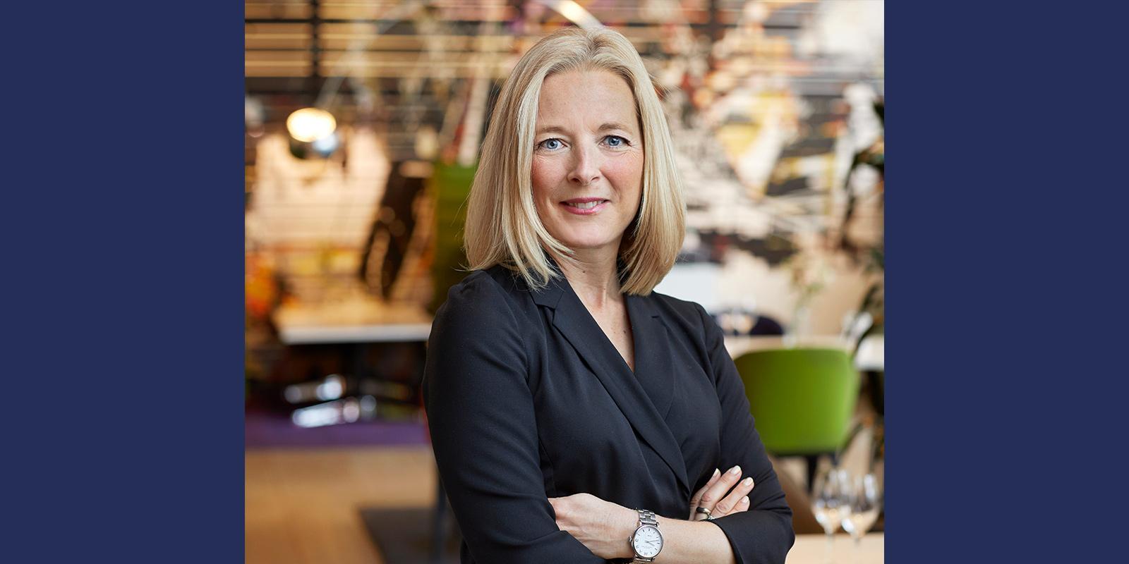 Lena Bjurner till Sveriges HR Förening