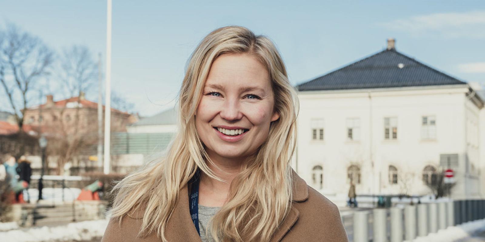 Cilia Holmes Indahl till EQT Foundation