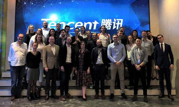 Novare Cheetah Innovation i Kina - Novare Leadership Academy