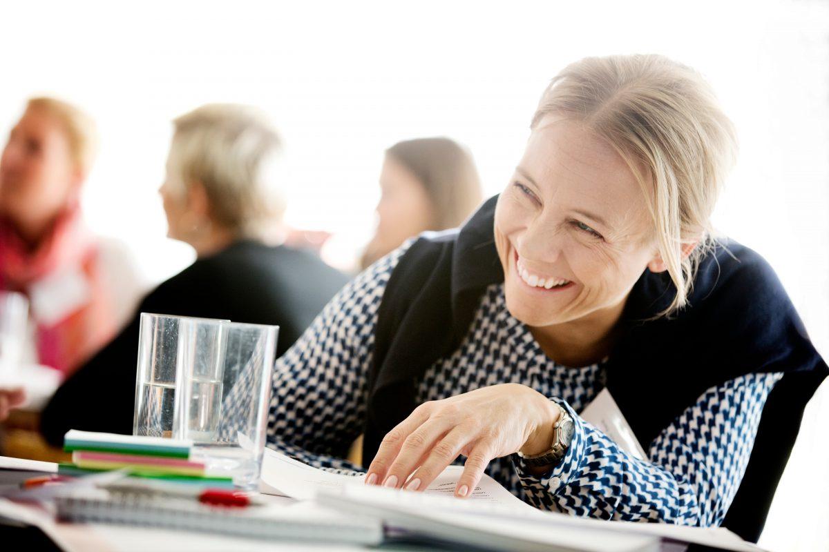 Ledarskapsprogram för kvinnor & nätverk för kvinnor - Novare
