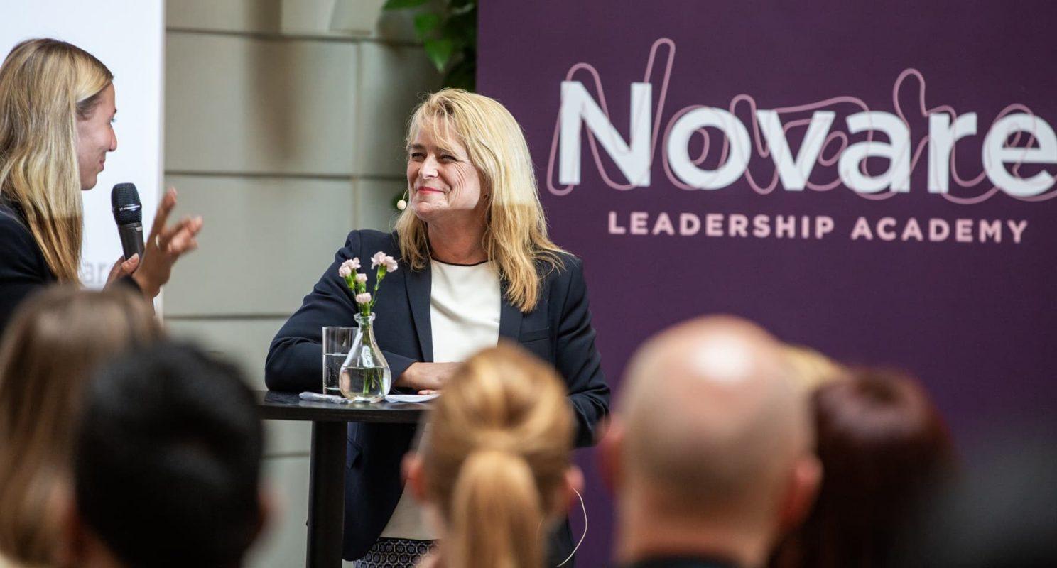 Systembolagets vd om hållbart ledarskap