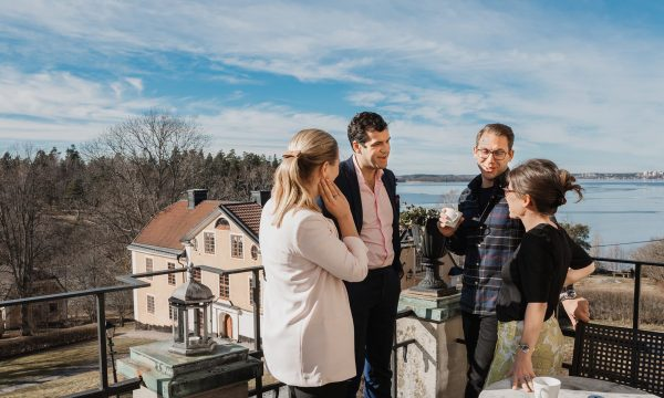 Ledarskapskurs för talanger Stockholm