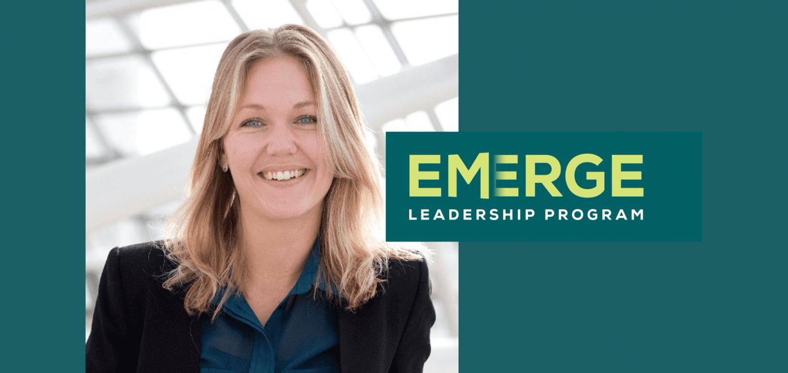 Novares ledarskapsprogram Emerge, intervju med alumn