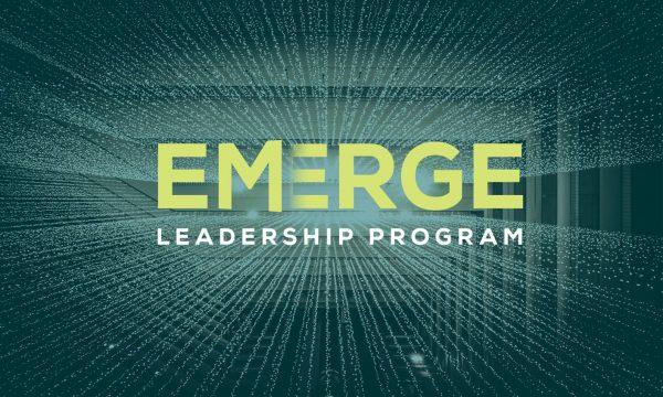 Emerge, ledarskapsprogram för nya ledare