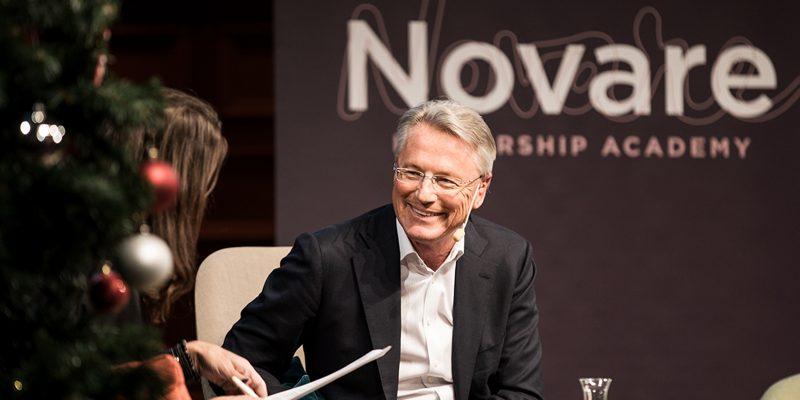 Björn Rosengren om sitt personliga ledarskap