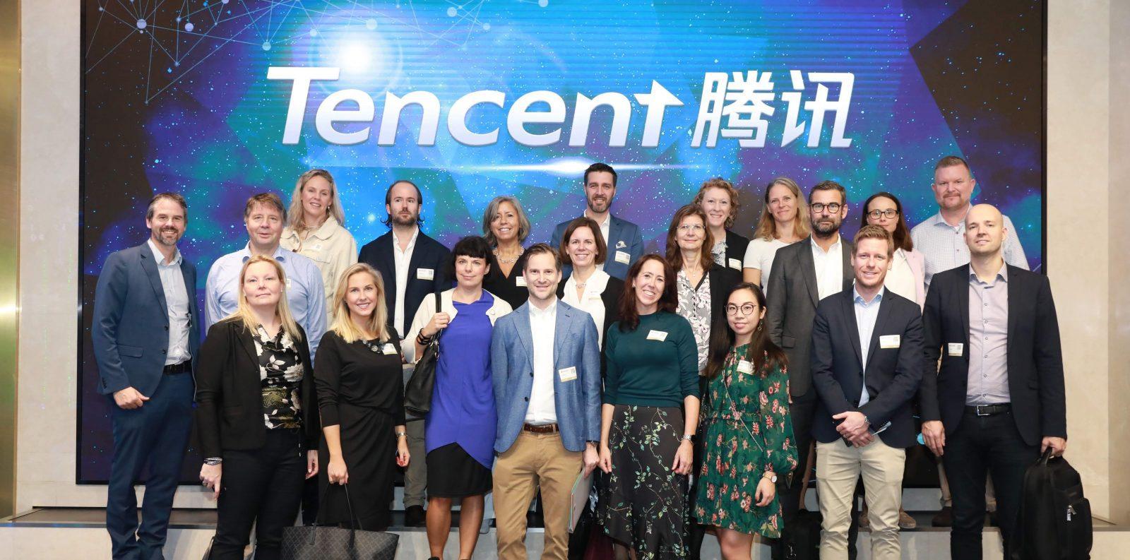 Novares innovationsprogram i Kina