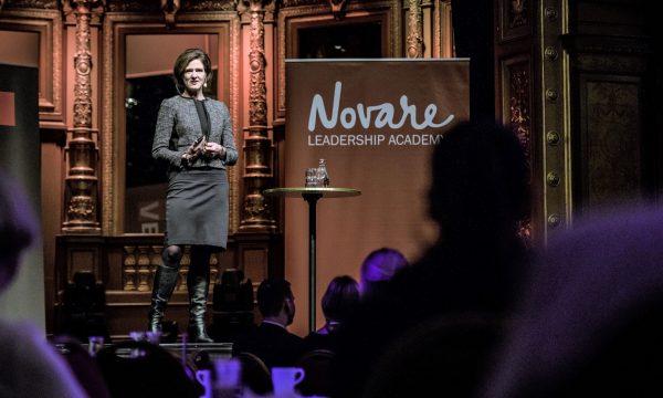 Anna Kinberg Batra talare på Novares Mentorprogram