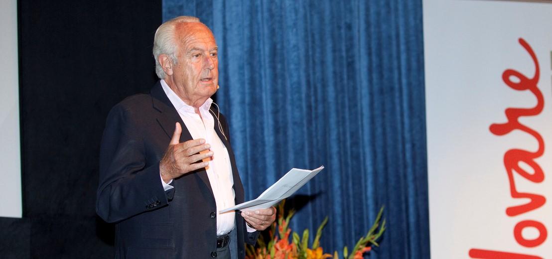 Jan Carlzon gästade Novares Mentorprogram