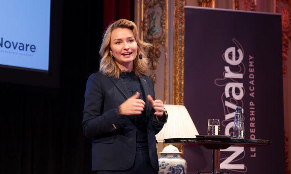 Ebba Busch Thos, Novare Mentorprogram