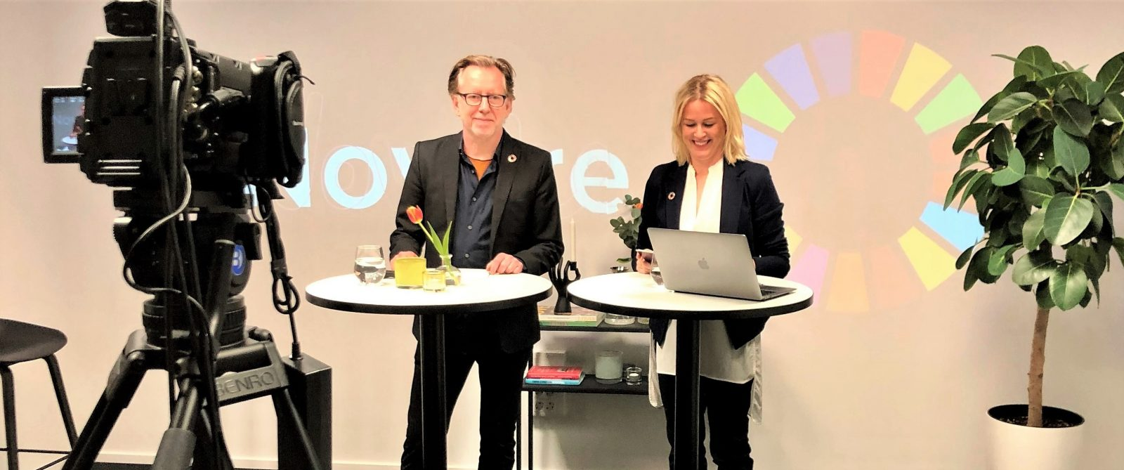 kommunikation förändring hållbarhet webinar Novare