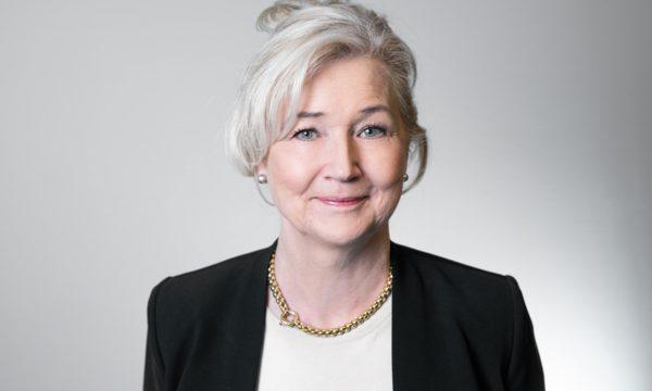 Portättbild Marie-Louise Kjellström Novare