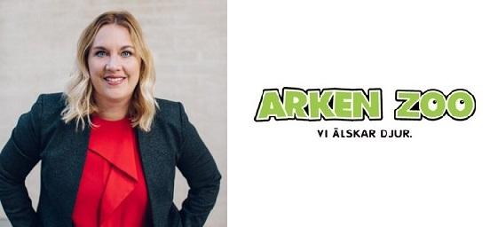 Sarah Frelin Ekvall till Arken Zoo