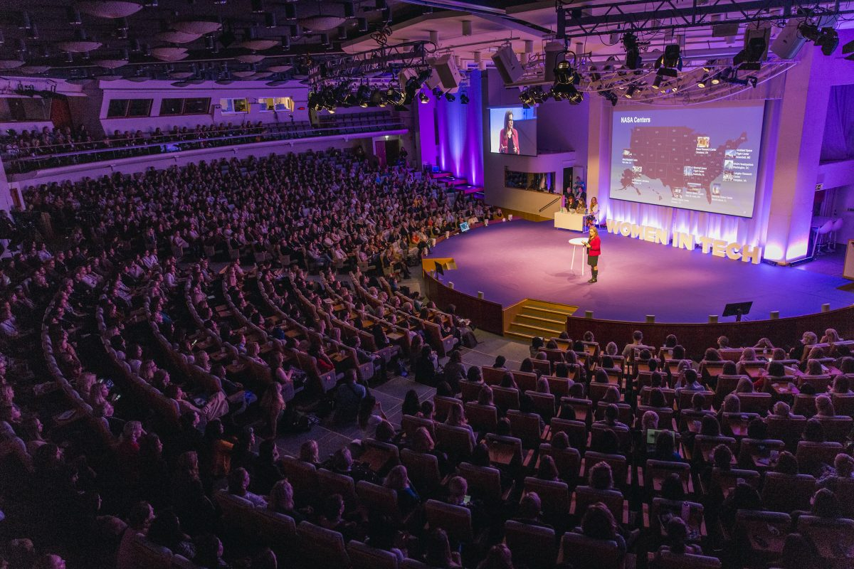 Women in Tech 2019, FOTO: Hilda Arneback