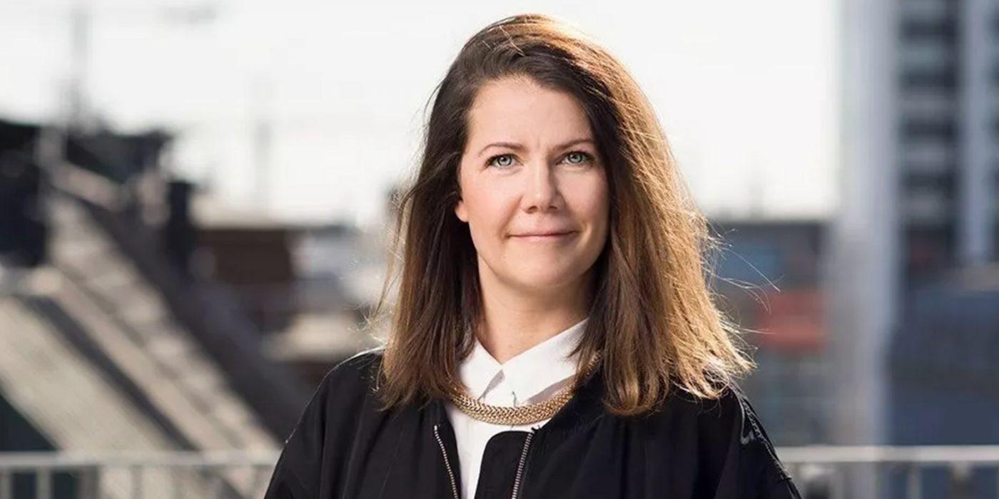 Alexandra Strömberg till Arlanda Express