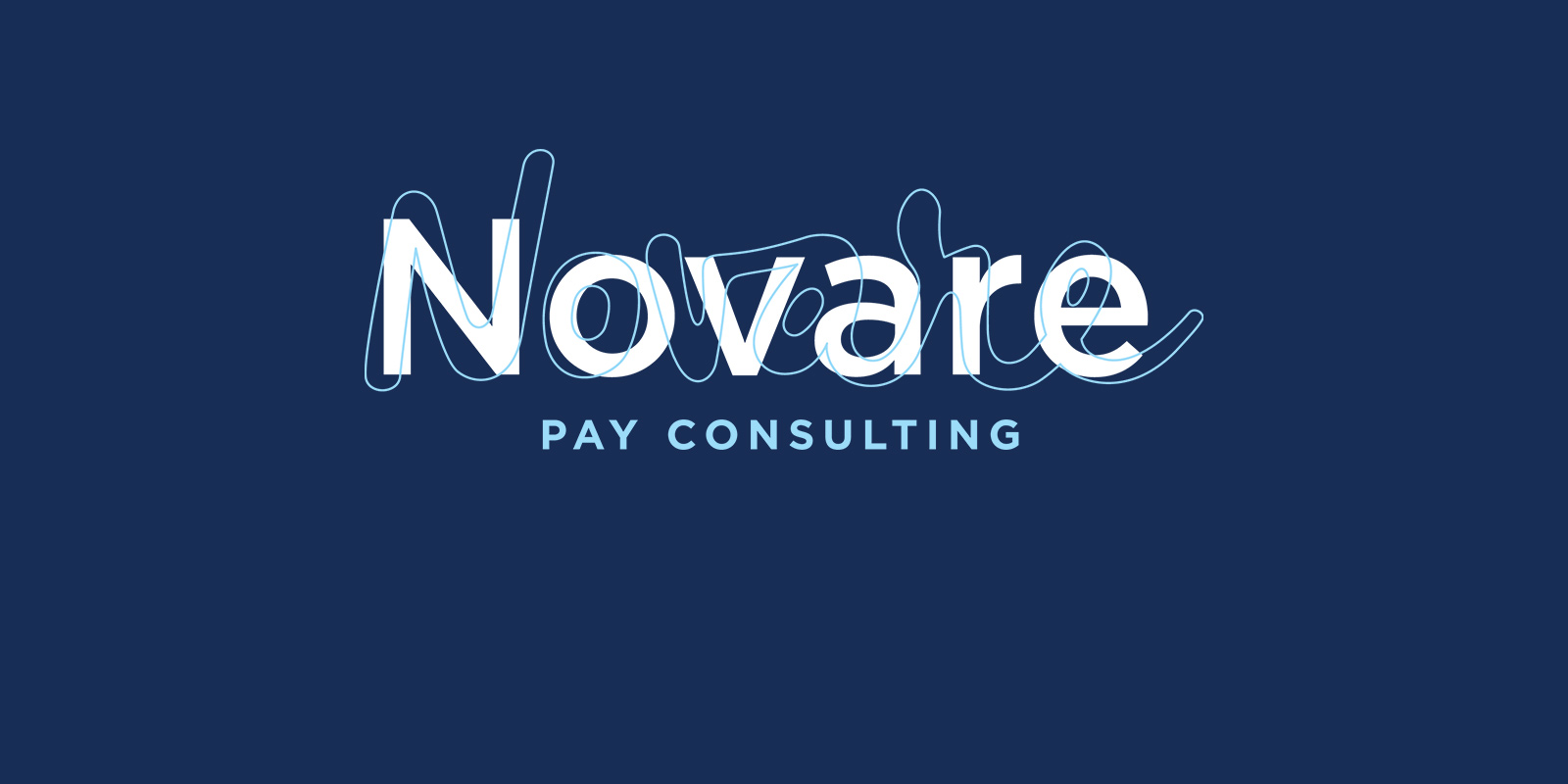 Novare Pay Consulting logo blue
