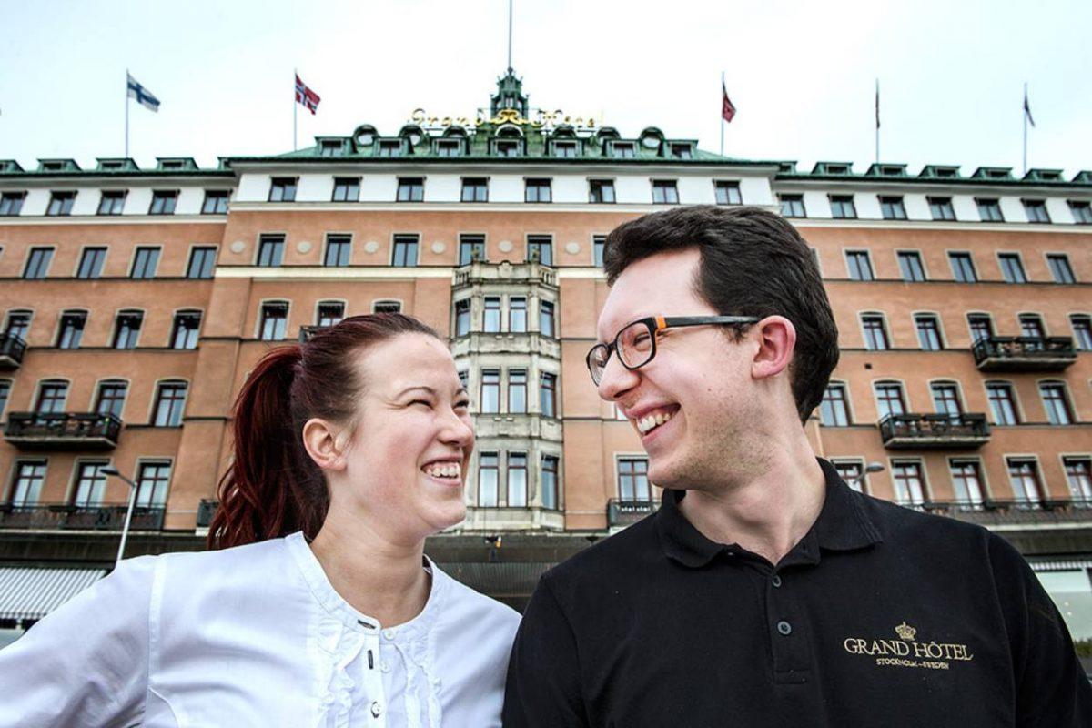 Novare Peritos medarbetare Grand Hotell